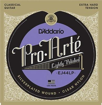 D'Addario EJ45LP Pro-Arte Composite Classical Guitar Strings