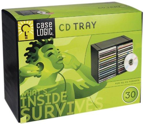 30 Capacity Cd Case - 3