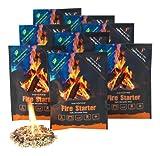 Granulated fire starter