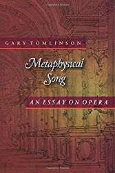 Metaphysical Song - An Essay on Opera (Paper)