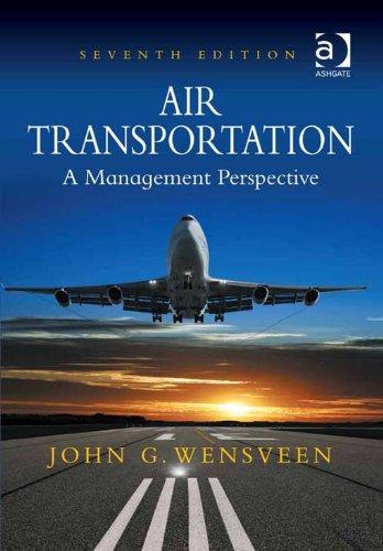 Air Transportation: A Management Perspective Pdf