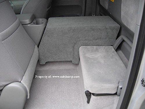 2005-2009 Toyota Tacoma Access Cab Single 10 Downfire Subwoofer Box