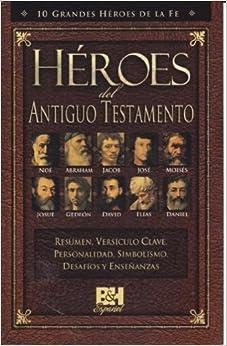 Book Héroes del Antiguo Testamento