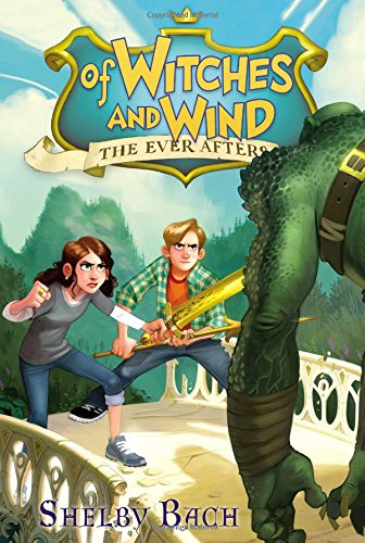Of Witches and Wind (The Ever Afters) ()