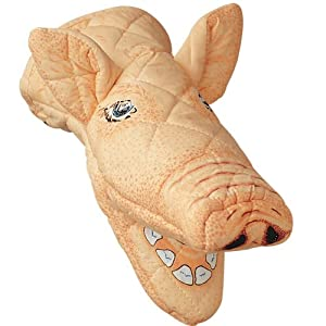 Boston Warehouse Novelty Light Duty Oven Mitt, Pig from Boston Warehouse