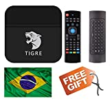 2019 Newest Htv Tigre Brazil Box A2 Based on HTV6+, IPTV5 HTV5 HTV 5 Updated,ao vivo Brasil canais tv,Filmes Brazilian Channels, Movies, TV Shows,IPTV, Better Than IPTV6 Plus +,A1,Iptvkings Canal