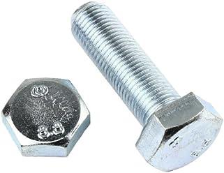 Muttern DIN603 Stahl verzinkt M16 Schloßschrauben Flachrundschrauben