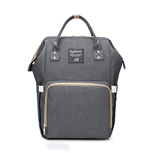 Diaper Bag Multifunction Waterproof Travel Backpack Nappy Bags for Baby...