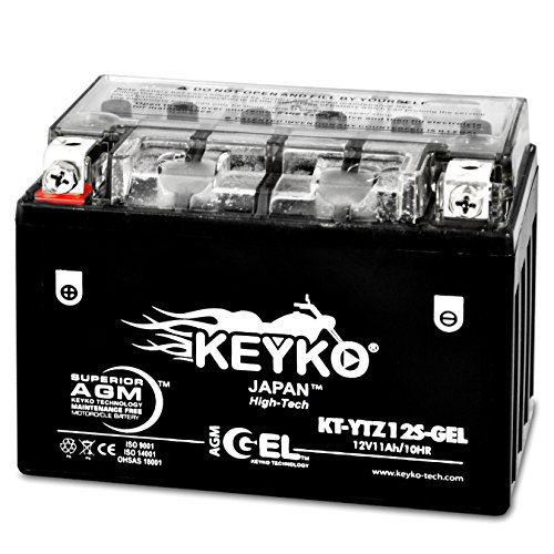 04 Replacement Motorcycle Battery - 5