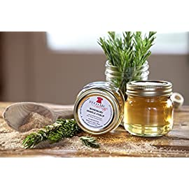 Locally Preserved Rosemary Simple Syrup 41 8oz Try this in your next cocktail or beverage