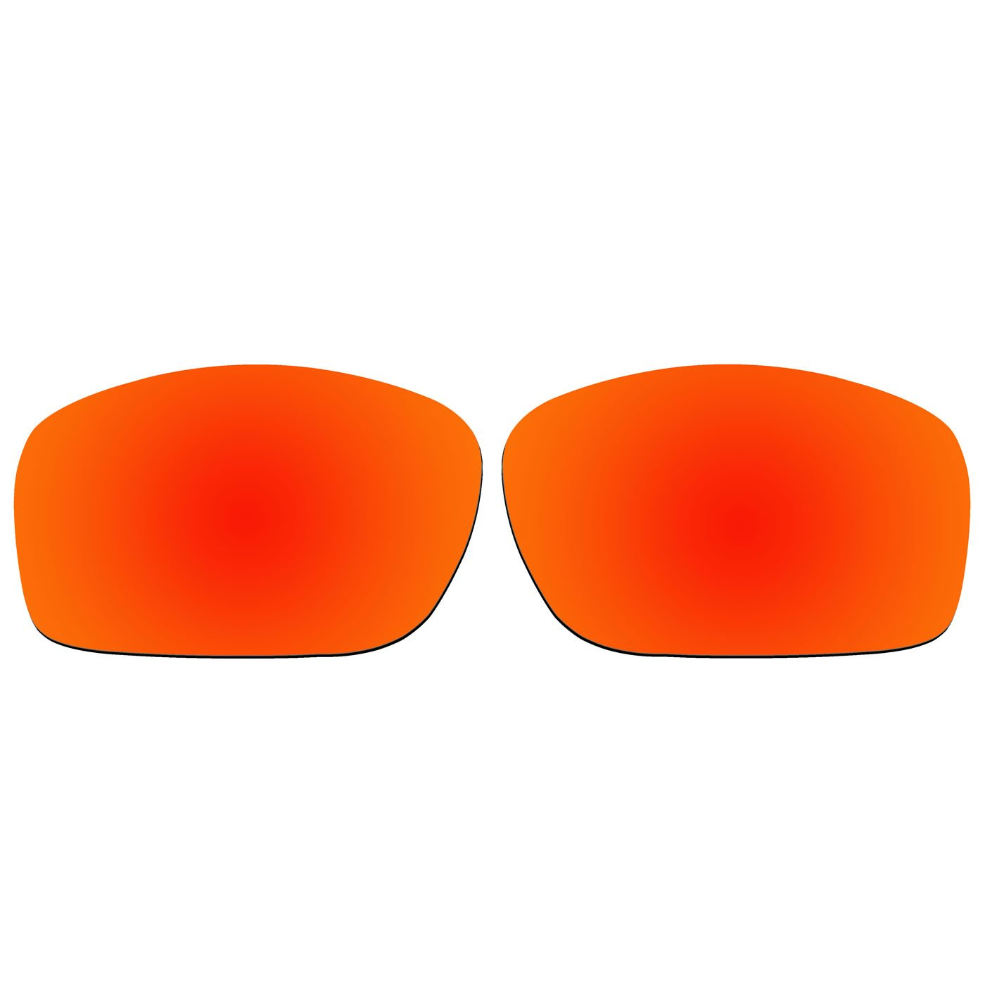 ACOMPATIBLE Replacement Lenses for Oakley Scalpel Sunglasses OO9095