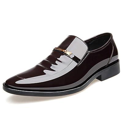 negozio online 522fb f35b8 Uomo Eleganti Scarpe in Pelle, Longra Scarpe per Business ...