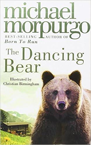 Tale Of A Dancing Bear