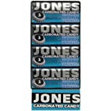 Jones Soda Candy Berry Lemonade Carbonated Candy, 0.89-Ounce Tins (Pack of 16)