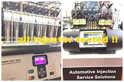 Set 4 New Fuel Injector Nozzle 0280150504 0280150502 for 95-02 compatible KIA Sportage 2.0L