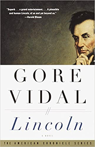 Image result for lincoln gore vidal amazon