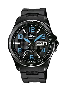 Casio EF-132PB-1A2 - Reloj (Pulsera, Masculino, Caucho, Acero inoxidable, SR626SW, 3 Año(s), 5 cm)