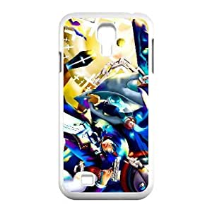 Generic for Samsung Galaxy S4 9500 Cell Phone Case White Persona 5 Custom 3596