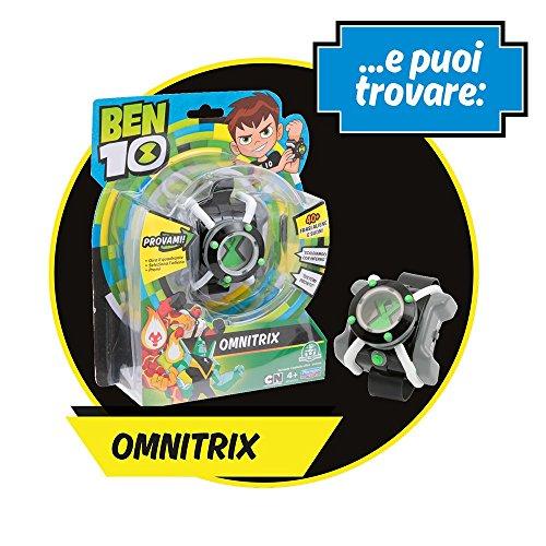 Giochi Preziosi - Pasqualone - Huevo con sorpresas Ben 10: Amazon.es: Juguetes y juegos