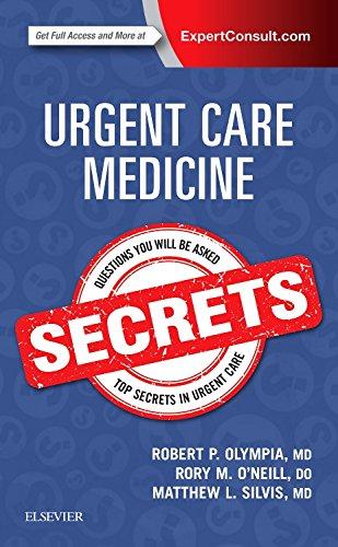 Urgent Care Medicine Secrets, 1e