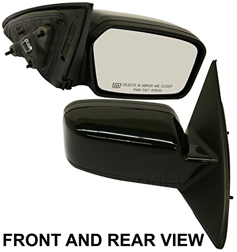 Ford Fusion Passenger Side Mirror Passenger Side Mirror