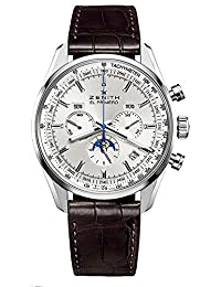 Zenith El Primero 410 Automatic Chronograph Mens Watch 03209141001C494