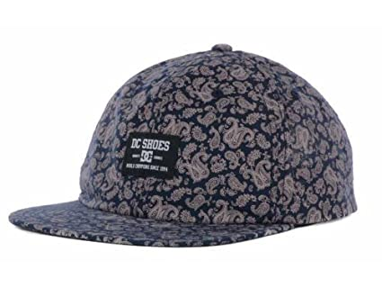 14b1b272988 Image Unavailable. Image not available for. Color  DC Shoes Beatbomb Black  Flat Brim Snapback Hat Cap