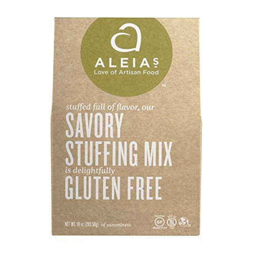 Aleia's Gluten Free Savory Stuffing - 4 Pack by Aleias