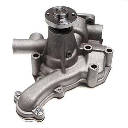 Holdwell Water Pump AM881424 for John Deere 570 4475 5575 6675 7775 Skid Steer - 570 John Skid Deere