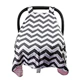 Baby Car Seat Covers for Girls and Boys (PINK)