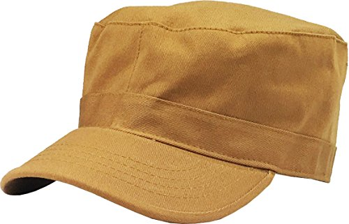 - KBK-1464 TIM XL Cadet Army Cap Basic Everyday Military Style Hat