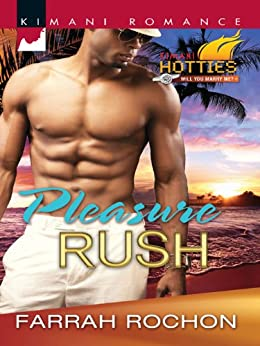 Pleasure Rush (New York Sabers Football Book 4) by [Rochon, Farrah]