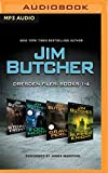 img - for Jim Butcher - Dresden Files: Books 1-4: Storm Front, Fool Moon, Grave Peril, Summer Knight (The Dresden Files) book / textbook / text book