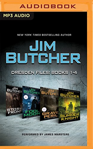 jim butcher cd - 1