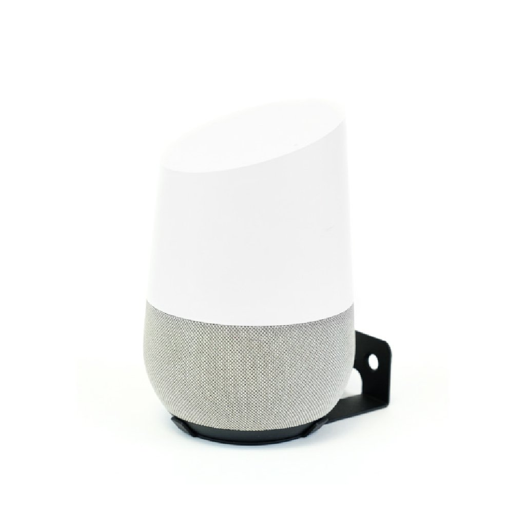 HIDEit Google Home Mount - Wall Mount for Google Home Smart Speaker - Made in The USA HIDEit Mounts