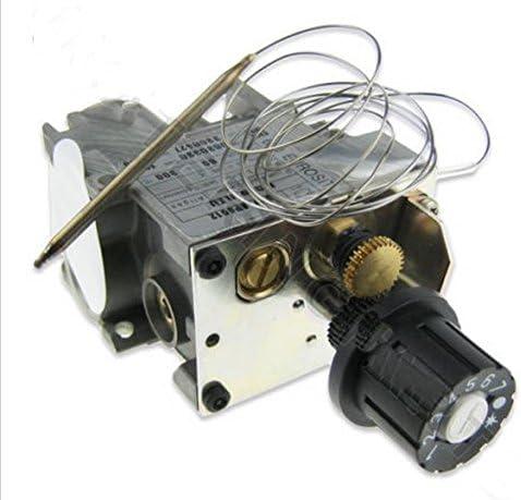 eurosit 0.630.332 termostato válvula de control de gas 110 – 190 °C 0630332 para Chip Freidora: Amazon.es: Hogar