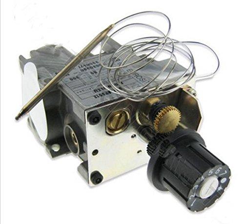 eurosit 0.630.332 termostato válvula de control de gas 110 - 190 °C 0630332 para Chip Freidora: Amazon.es: Hogar