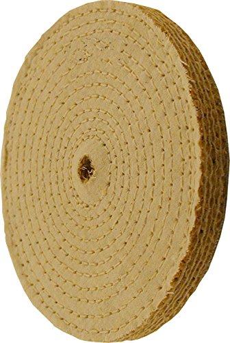 Enkay 158-10SC  10-Inch Sisal Buffing Wheel, Carded