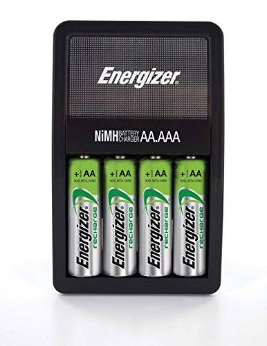 energizer rechargeable aa and aaa battery charger recharge import it all. Black Bedroom Furniture Sets. Home Design Ideas