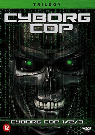 Amazon.com: Cyborg Cop Trilogy - 3-DVD Set (Cyborg Cop ...