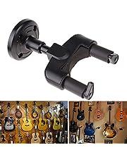 XuBa Guitar Hanger Hook Holder Wall Mount Display Guitar Keeper for Bass Violin Banjo
