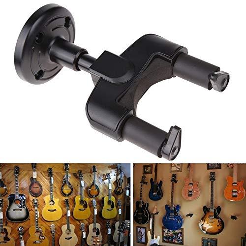 Leoie Guitar Hanger Hook Holder Wall Mount Display Guitar Keeper for Bass Violin Banjo