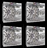 VHT  HSK100 Hyper Silver Wheel Kit (4)
