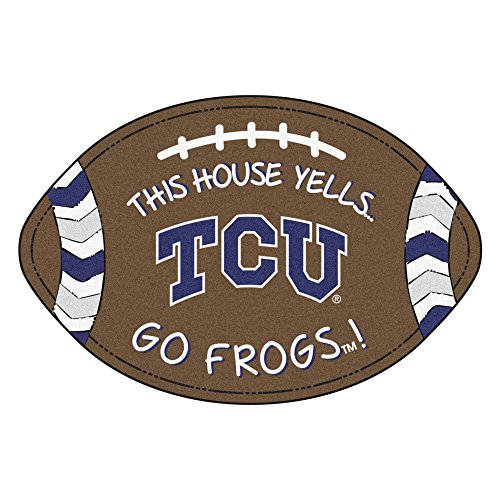 Texas Christian University Football Southern Style ()