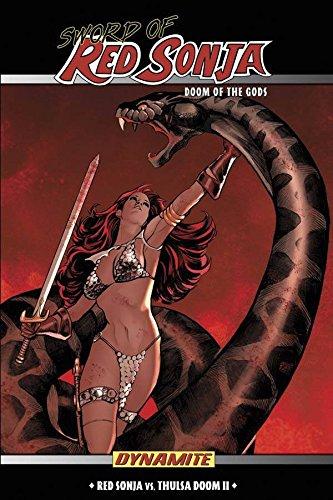 Sword of Red Sonja: Doom of the Gods