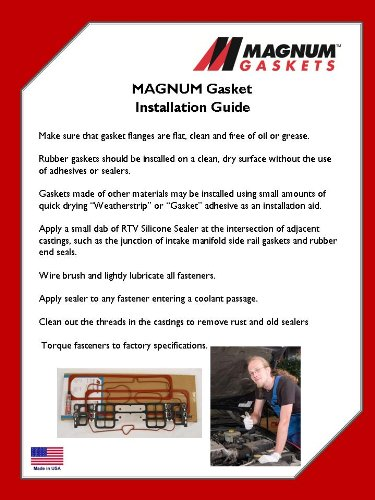 Magnum VS25039 MaxDry Valve Cover Gasket Set
