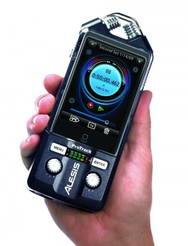 Ipod Handheld Recorder - 2