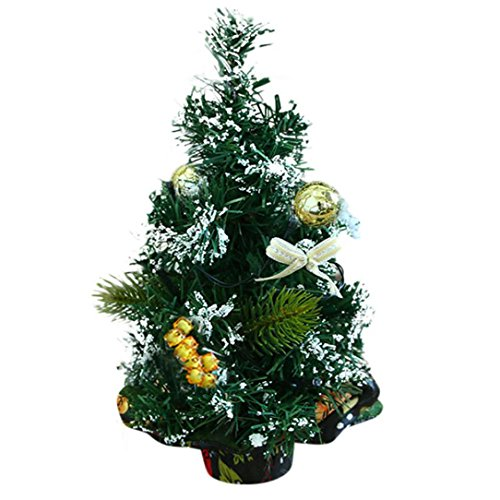 alonea mini christmas tree stick color decoration desktop small christmas tree multicolor - Christmas Shelf Decorations