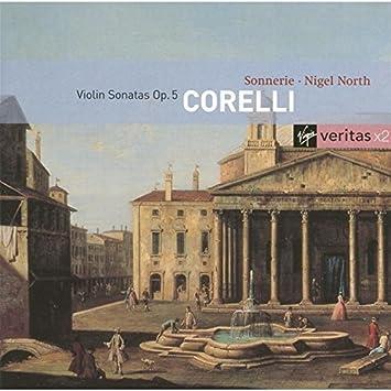NORTH / TRIO SONNERIE - Violin Sonatas Op 5 by EMI Import (2004-08-27) - Amazon.com Music
