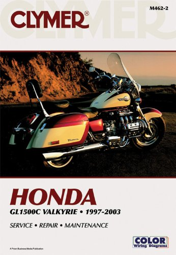 Clymer Honda GL1500C Valkyrie, 1997-2003 (Clymer Motorcycle Repair on honda valkyrie frame, honda valkyrie maintenance schedule, honda valkyrie headlight, honda valkyrie ignition coil, yamaha warrior wiring diagram, honda valkyrie parts, suzuki wiring diagram, honda valkyrie brochure, honda valkyrie seats, honda valkyrie specifications, honda valkyrie exhaust, honda valkyrie engine, honda valkyrie battery, honda valkyrie forum, honda valkyrie regulator, honda valkyrie cover, kawasaki wiring diagram, triumph speed triple wiring diagram, victory hammer wiring diagram, honda valkyrie schematics,